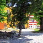 Villa Bissiniga entrata
